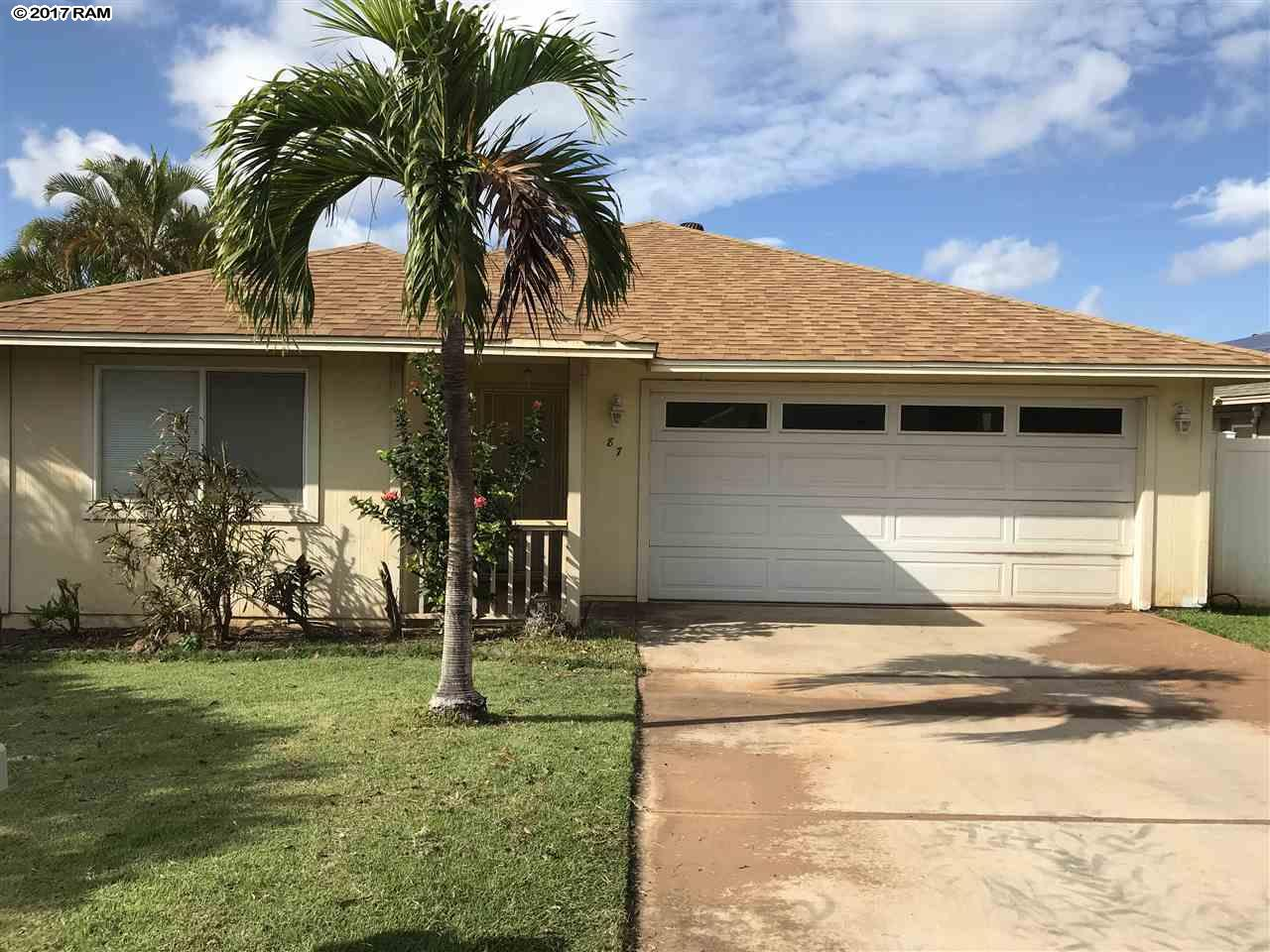 87 Kawailani Cir in Piilani Village - $590,000 - Kihei - MLS ID ...