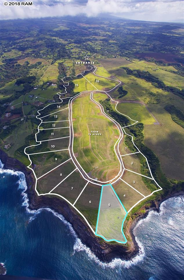 836 Kai Huki Cir  Lot #Lot 5 in Pe´ahi Farms