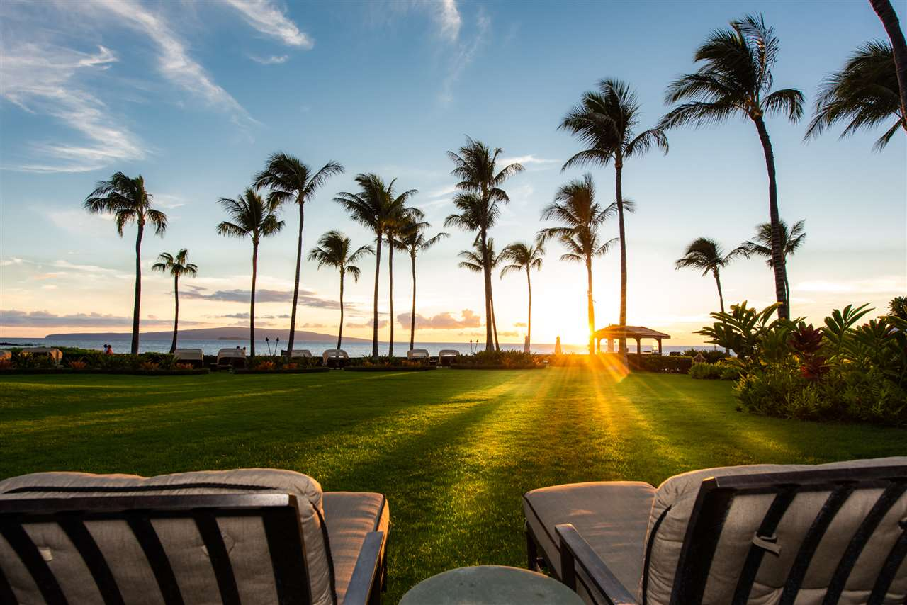 Wailea Beach Villas #A-102 in Wailea