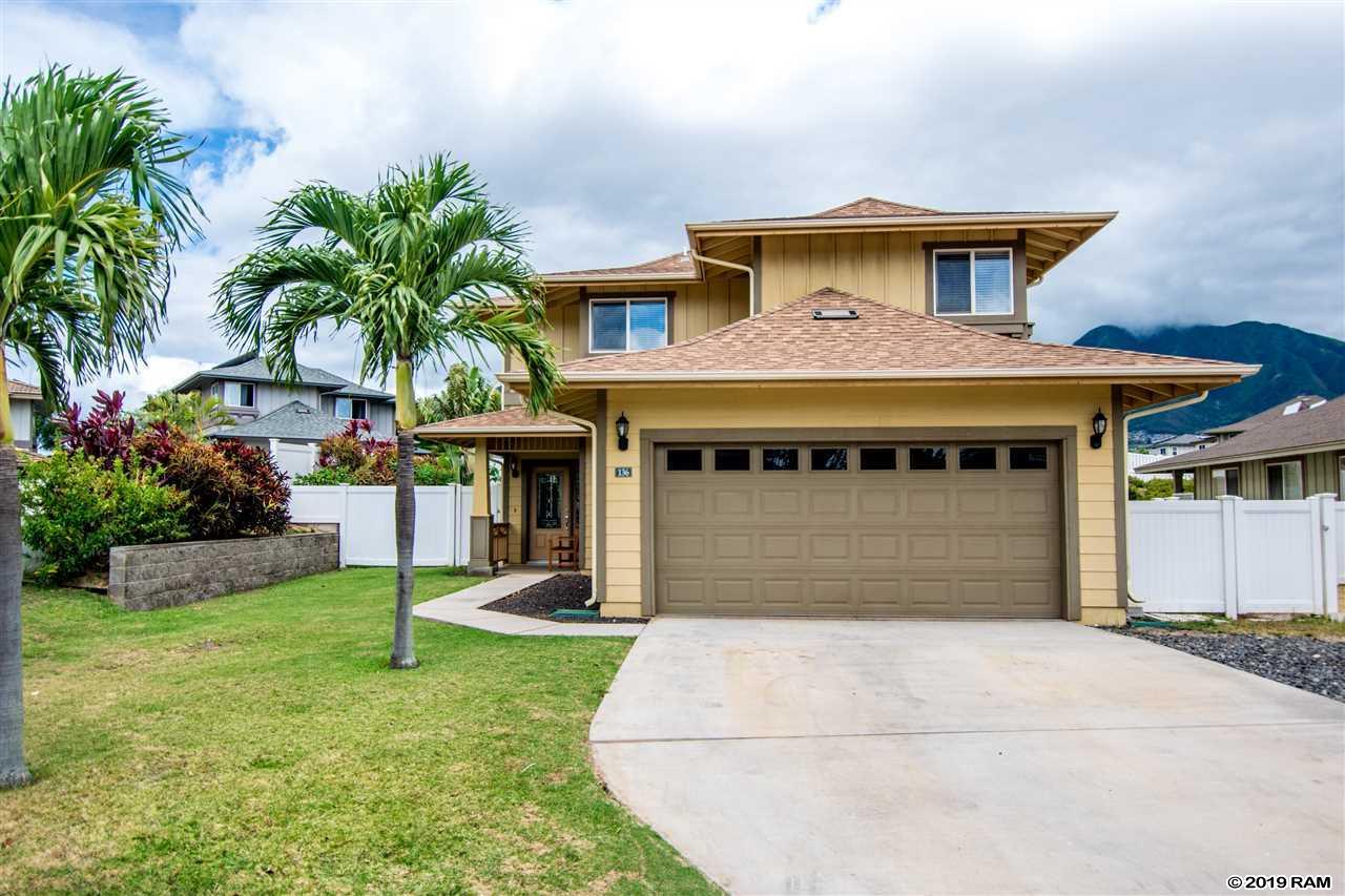 136 Anamuli St in Maui Lani - $780,000