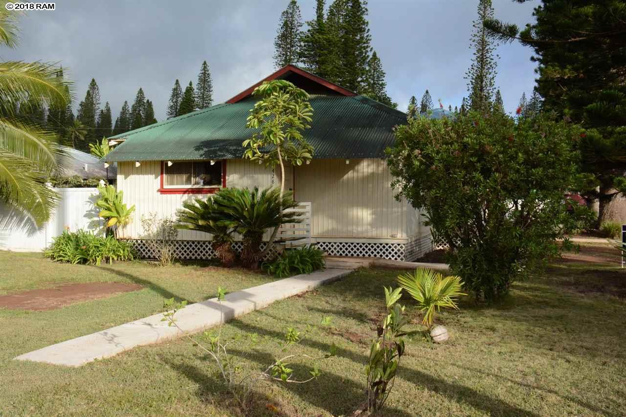 428 Fifth St in Lanai City
