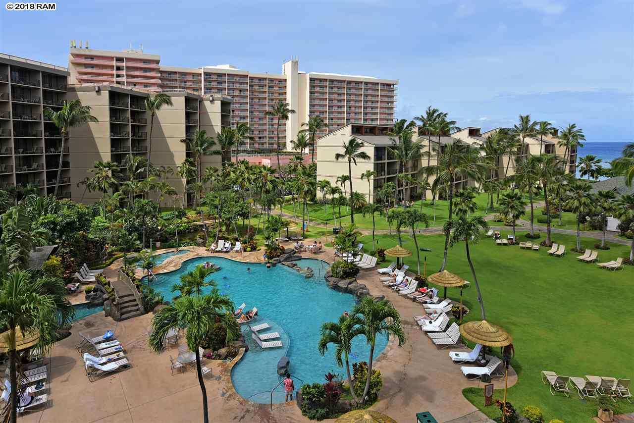 Kaanapali Shores #515 in Honokowai