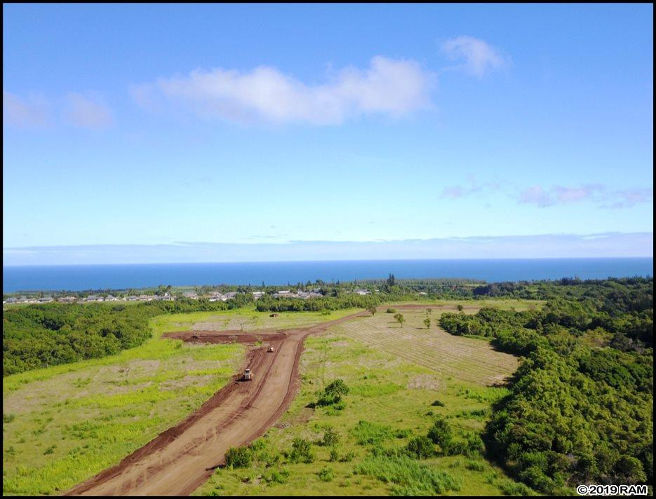 695 Kauaheahe Pl  Lot #Lot 3-F in Haiku Town