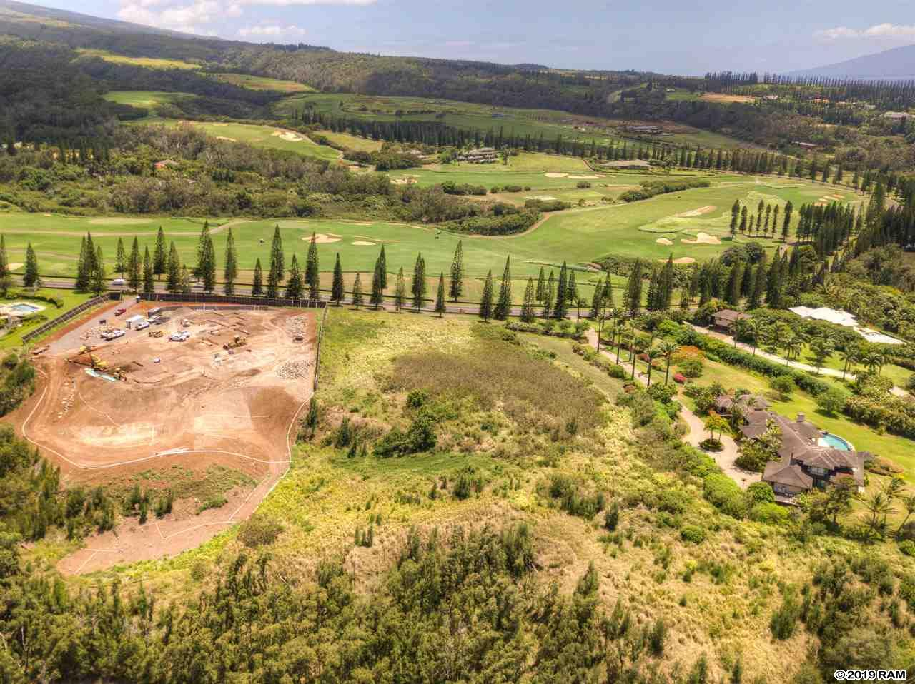 207 Plantation Club Dr  Lot #28 in Kapalua