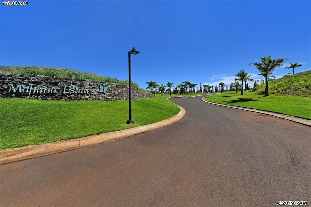 235 Uki Uki Loop  Lot #12 in Kapalua