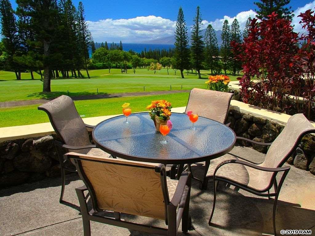 Kapalua Golf Villas #27P5-6 in Kapalua