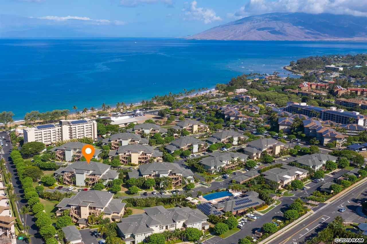 Ke Alii Ocean Villas #L303 in South Kihei