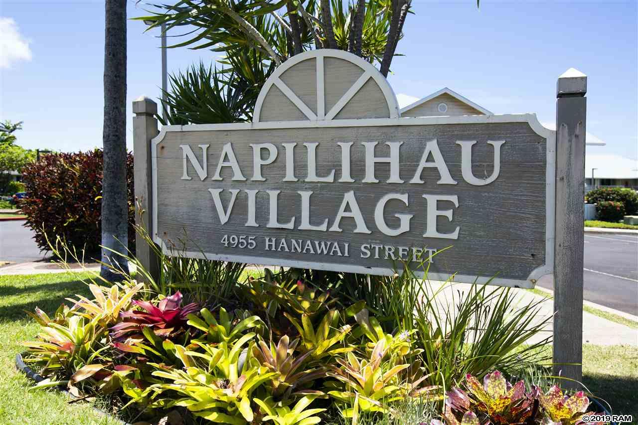 Napilihau Villages I #4-101 in Napili