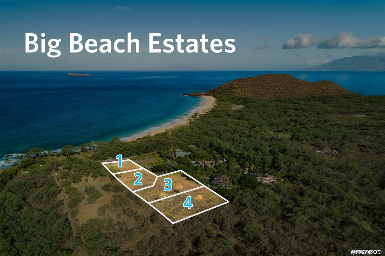 0 Makena Rd  Lot #Lot 3 in Makena