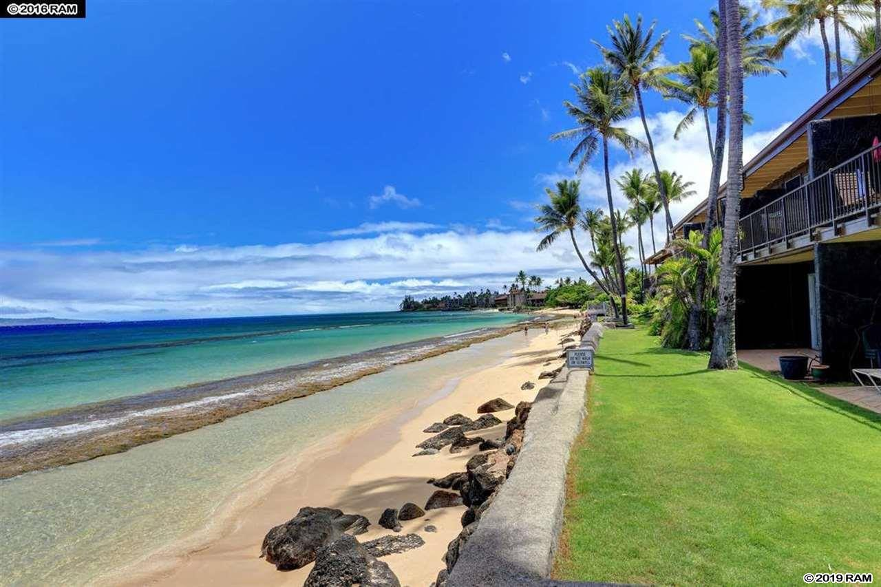 Maui Sands II #716 in Honokowai