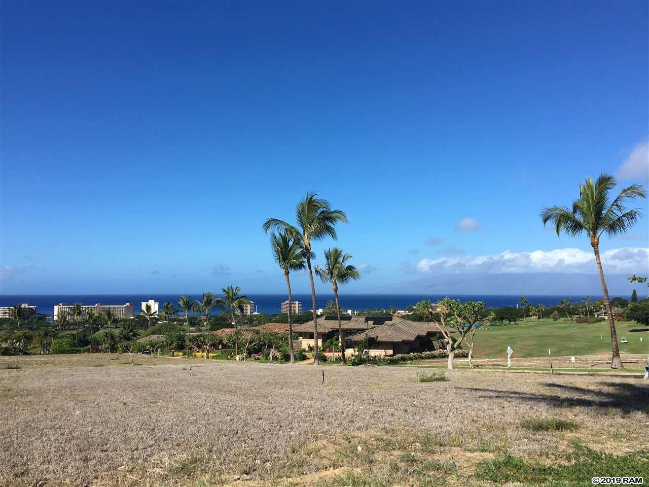 6 Kaulele Pl  Lot #Lanikeha Lot 40 Ph 1 in Kaanapali Golf Estates